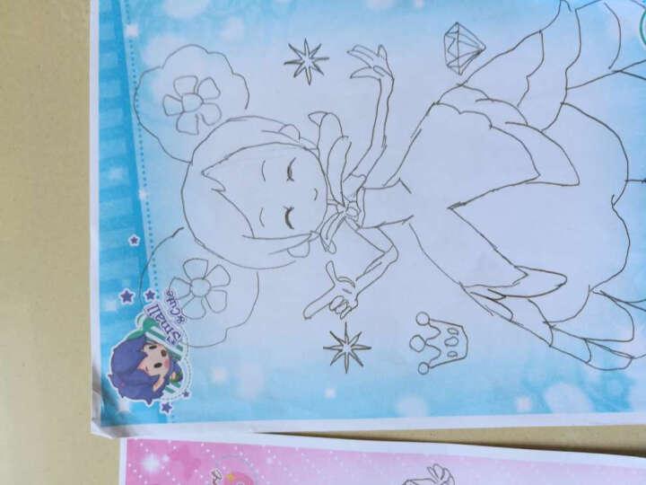 乐吉儿 小花仙夏安安变身魔法棒画板套装礼盒 发光音乐玩具 小花仙智慧魔法棒 A031 晒单图