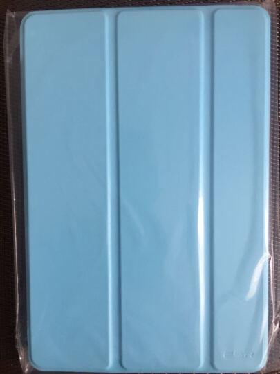 亿色(ESR)苹果iPad mini2/3/1保护套 迷你2平板电脑壳7.9英寸 超薄全包防摔休眠皮套 悦色系列 清风蓝 晒单图