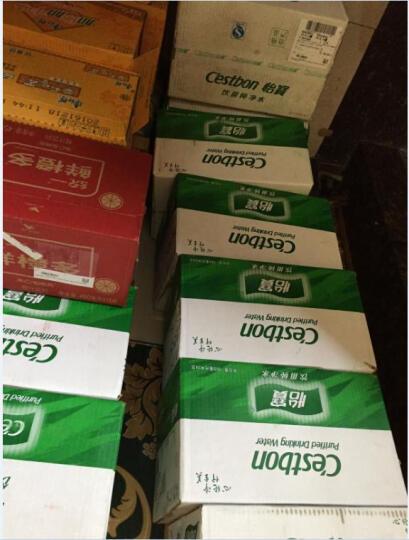康师傅 加你加年味 绿茶蜂蜜茉莉味550ml*15瓶 整箱 晒单图