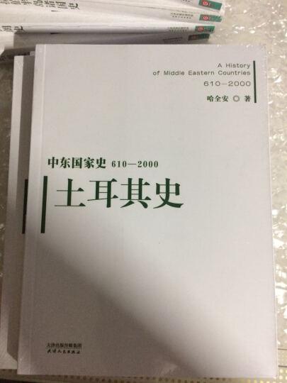 """中东国家史:610~2000:""""肥沃的新月地带""""诸国史 晒单图"""
