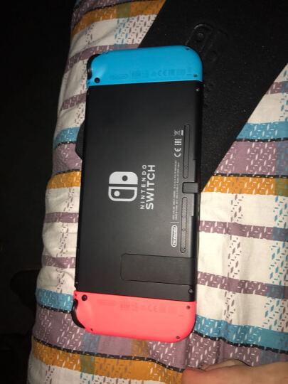 任天堂(Nintendo) 任天堂 Switch NS NX掌上游戏机便携 新款游戏机主机不锁区 【日版】黑色主机【红蓝手柄】+塞尔达传说 标配+套餐一 晒单图