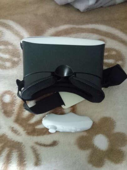 聚高3D眼镜手机专用左右虚拟现实VR眼镜智能头戴式游戏手柄头盔 晒单图
