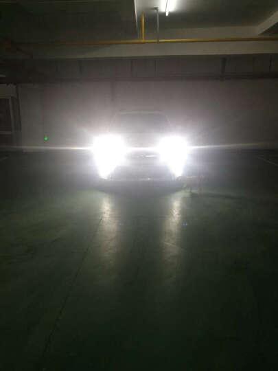 FMS汽车led大灯超高亮远近光灯前照灯前雾灯泡H1H4H7H9H119005改装专用汽车 超亮H4型号单只价 晒单图