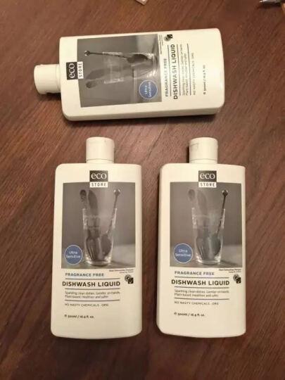 宜可诚(Ecostore)麦卢卡蜂蜜海藻洁面手工香皂 天然温和亲肤洁面皂80g新西兰进口 晒单图