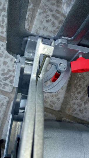 倍利莱专业8寸9寸切割机电圆锯木工倒装锯台锯专业电动工具 8寸电圆锯+金田装修级60齿锯片 墨绿机身 晒单图