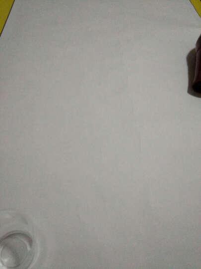沁淩斋文房四宝宣纸空白卷轴全绫精裱三四五六尺横幅挂轴中堂卷轴画轴 六尺横幅 英湖蓝 晒单图