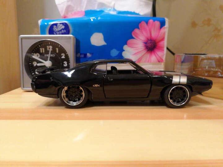 速度与激情8车模电影周边同款道奇跑车仿真合金车模 儿童玩具回力车全部小汽车子模型收藏摆件 奔驰 AMG-GT 晒单图