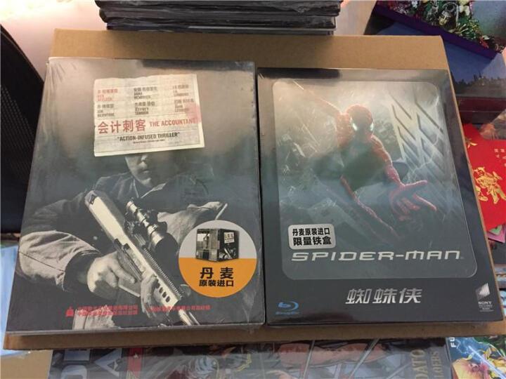 会计刺客 丹麦进口铁盒版(蓝光碟 BD50) 晒单图