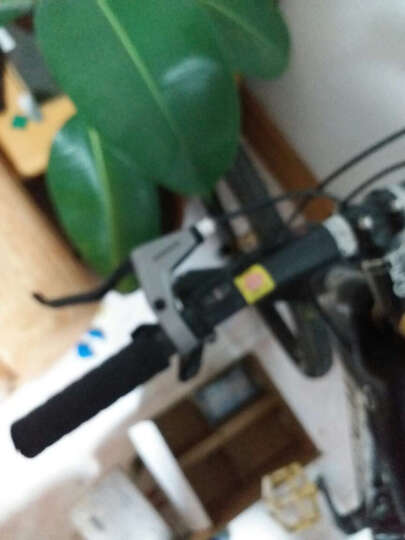 SHIMANO 刹车把禧玛诺ALIVIO山地刹把 V刹手柄自行车配件T4000刹把 灰色套装+刹车线/线管 晒单图