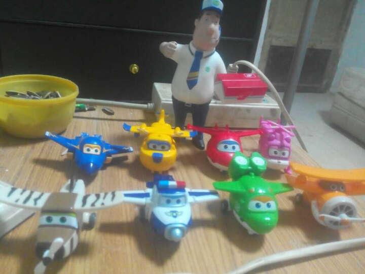 奥迪双钻(AULDEY) 超级飞侠金宝乐迪小爱多多酷雷米莉儿童玩具小飞侠套装 迷你变形机器人720095 晒单图