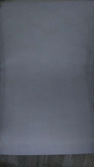凤铝(FENGLU)【4件7.5折】玻璃纤维隐形防蚊纱窗网铝合金塑钢 纱网 尼龙加密纱窗纱网 浅灰色1.5米宽幅每米价/不含贴 晒单图