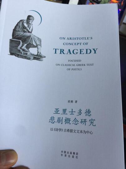 亚里士多德悲剧概念研究:以 诗学 古希腊文文本为中心 晒单图