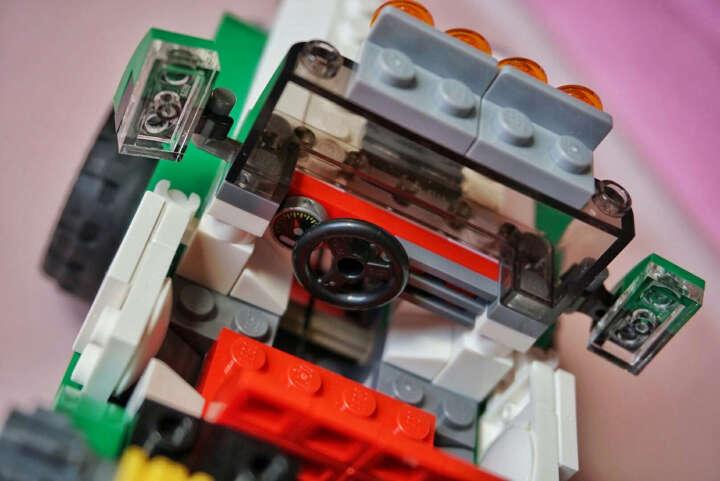 乐高专营店 LEGO 创造SC 31080 滑雪度假屋 晒单图