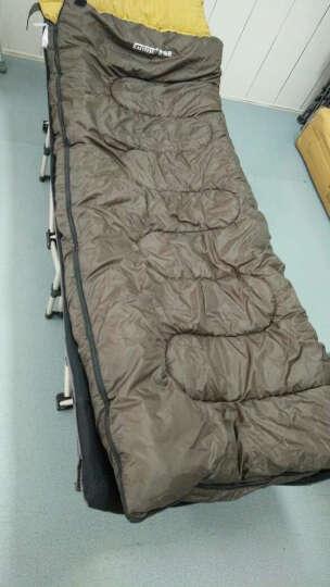 易瑞斯(Easyrest) 户外成人野营露营帐篷折叠棉垫单人双人可拼接室内床垫睡垫 白色竹炭绒睡袋(限量秒杀5件) 晒单图
