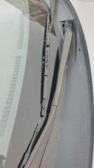美克杰专用雨刷金属支架有骨雨刮器雨刮片 海马骑士福美来海福星森雅S80M80 晒单图