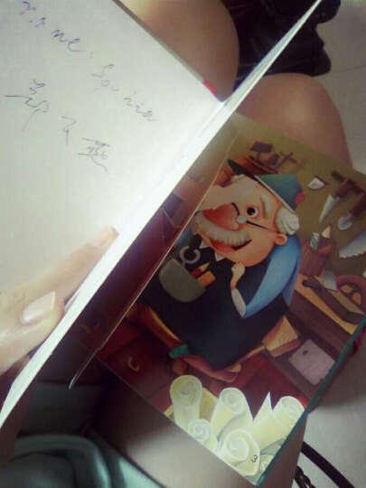 好好玩:立体互动经典童话绘本-雪孩子 晒单图