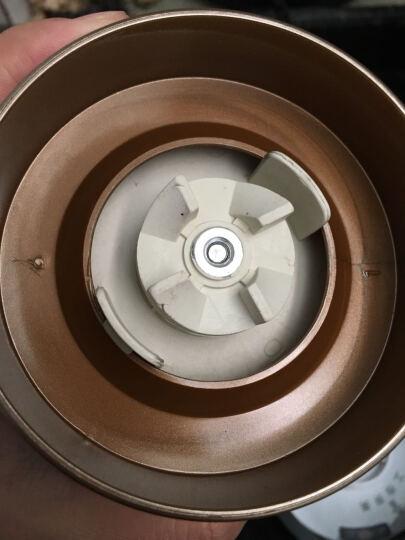 福菱(Fuling) 福菱多功能料理机婴儿辅食家用切片搅拌绞肉机豆浆果汁机榨汁机 金色 晒单图
