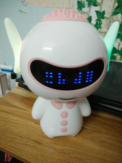 象博士 小T智能故事机早教机玩具机器人儿童学习机互动语音聊天陪伴智能陪护益智 粉红色-8G 晒单图