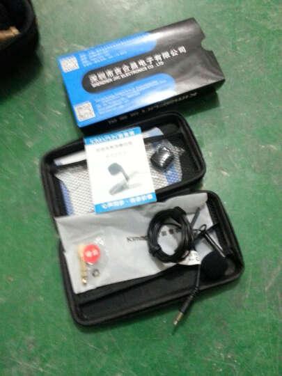 晶麦风(KIMAFUN)CX800二胡专用拾音器有线麦克风胡类乐器通用话筒 D3【三孔卡侬头-AKG】 晒单图