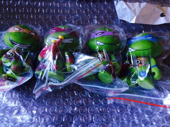 电影版四款Q版忍者神龟可动摆件玩具模型公仔 星球大战两款盒装7cm 晒单图