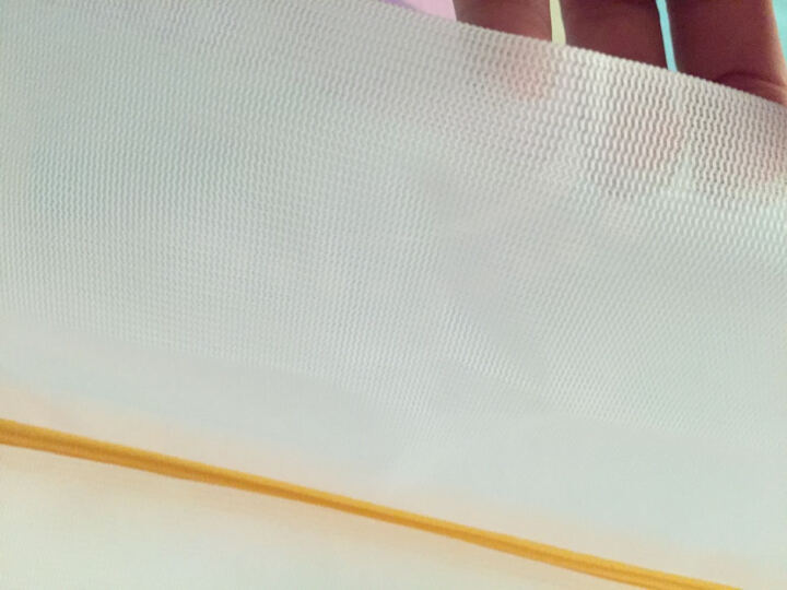 【6件套】依谷洗衣袋文胸袋内衣护洗袋洗衣机专用网袋 细网【加大号+大+中+小+丸子+迷你】 晒单图