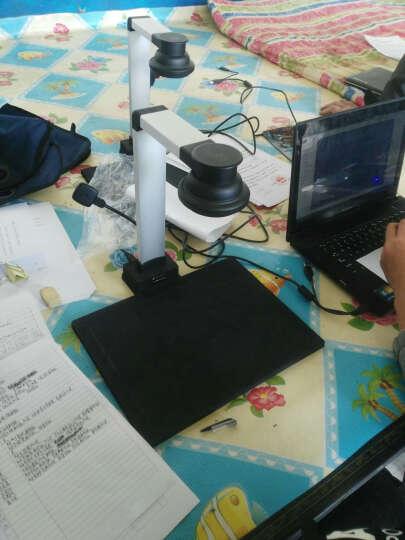 维山(VIISAN) Q600 高拍仪 500万像素 A4幅面 高清快拍扫描仪 硬质底座 加副摄像头 晒单图