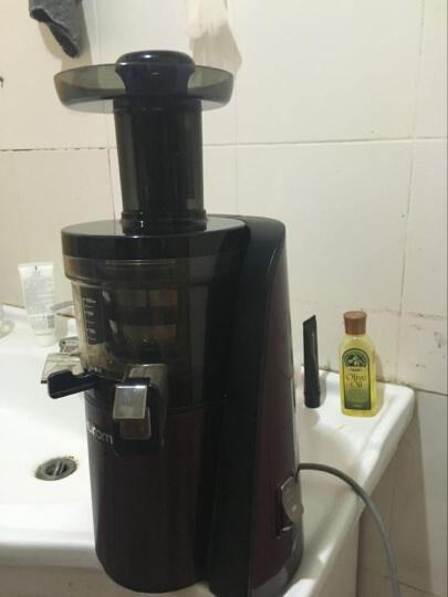 惠人(HUROM)进口三代原汁机HU21WN3L家用原汁机 多功能低速榨汁机 红色 晒单图