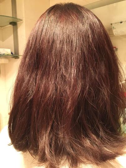 美源(Bigen)快速染发霜 5号(柔和棕色)(美源染发膏染发霜 植物染发剂 遮盖白发 健康安全温和不易伤发) 晒单图
