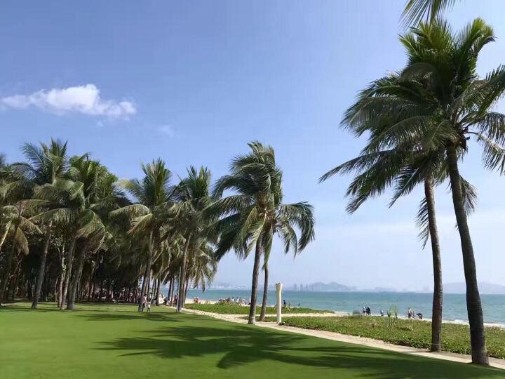 【官网专享】1元亚龙湾迎宾馆酒店预订接/送机升级加床双人下午茶 晒单图
