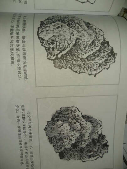 学国画 中国画技法普及教材(三):山水集 晒单图