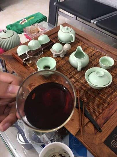 生晒中青柑 新会柑普茶 陈皮普洱茶云南熟普非桔普茶250克 2016年 年货茶礼 晒单图