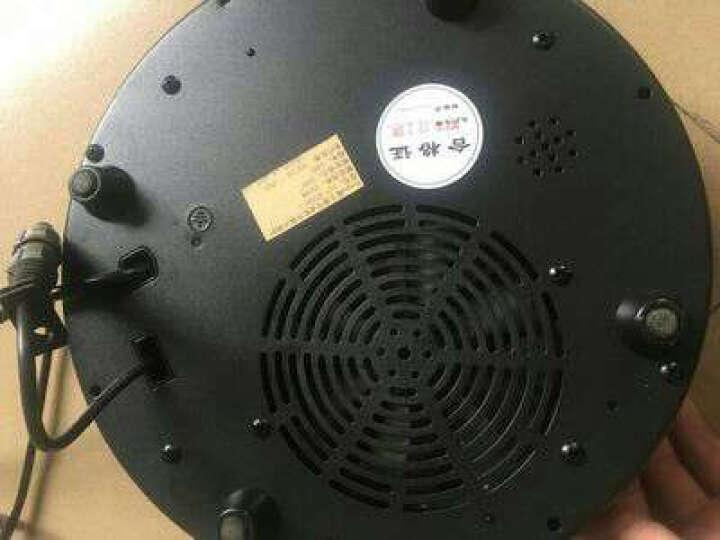威士浦(VOSPU)商用电陶炉火锅电磁炉嵌入式圆形线控大功率不挑锅火锅炉火锅店用电磁炉 3500W DT328-1 需用16A插座 晒单图