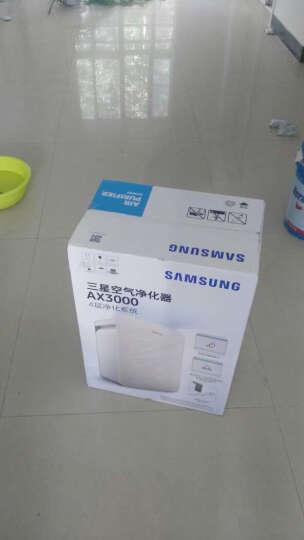 三星(SAMSUNG)空气净化器KJ310F-K3020PW 卧室 智能净化颜色灯显示 静音 速净除霾  晒单图