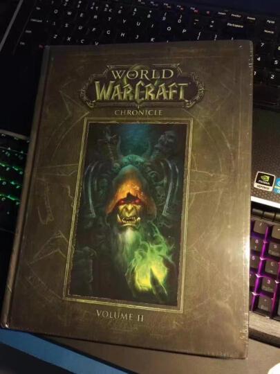 英文原版 魔兽世界编年史 第二卷 World of Warcraft Chroni 晒单图
