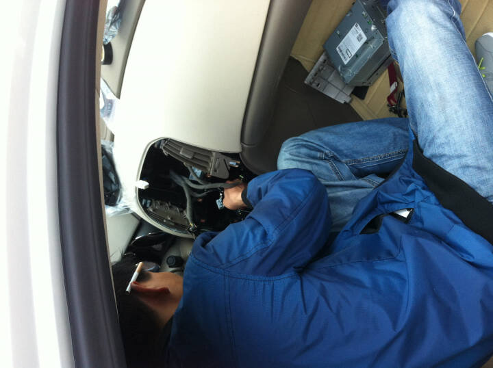 铁骑兵 别克新英朗凯越昂科拉君威GL8君越威朗昂科威八核安卓倒车影像行车记录导航仪一体机 14-17君威+后视+记录仪 晒单图