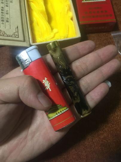 精雕閣海柳烟嘴 过滤烟嘴 香烟过滤嘴烟嘴 烟具烟斗 送礼佳品 pd398 铜钱 晒单图