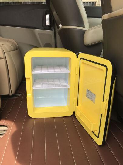 科敏10L车载冰箱冷暖箱车家两用迷你便携小型冷藏学生宿舍小冰箱 绿色 晒单图