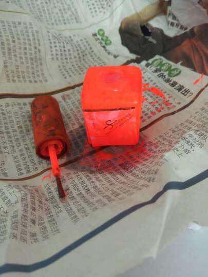 龙宝来(LONGBAOLAI) 龙宝来小生浮漂专用漆荧光放大防水漂漆DIY漂尾漆浮漂漆 红色 晒单图
