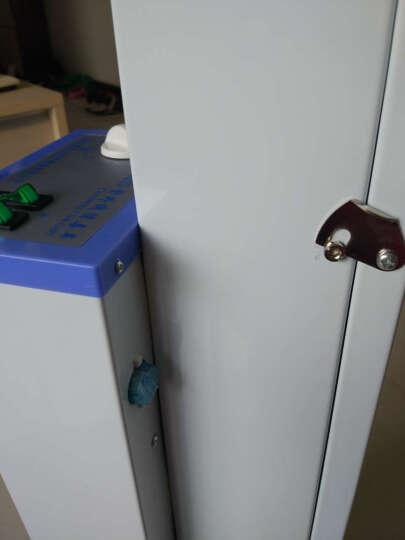 紫外线消毒灯车移动式家用杀菌灯 遥控款带臭氧灯管(含2根灯管) 晒单图