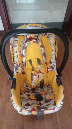 Babysing 婴儿睡篮 轻便原装提篮 汽车安全座椅 迪士尼系列  伊尔驴 晒单图