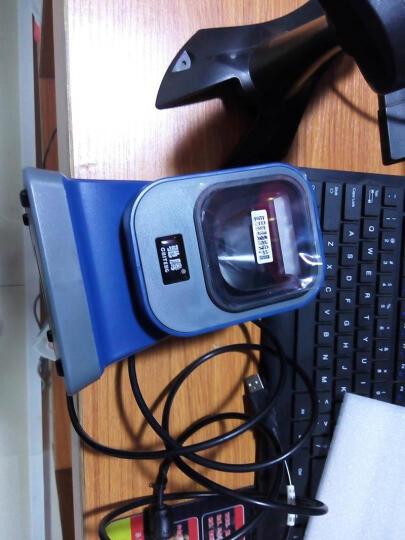 驰腾(chiteng) CT9200二维条码影像式扫描平台 超市微信等平台收银扫描枪扫描器 黑色 晒单图