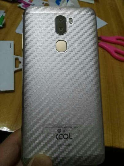 必齐 酷派cool1c生态dual钢化膜C106手机贴膜抗蓝光防爆 适用于乐视cool1 (两片装)抗蓝光护眼-弧边紫光-送后膜 晒单图