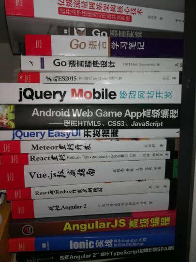 正版 揭秘Angular 2+Vue.js权威指南+Meteor全栈开发+实战ES2015 晒单图