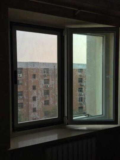 上海定制断桥铝合金门窗封阳台露台隔断隔音密封铝包木平开平移推拉落地窗阳光房重型移门 尾款专拍 晒单图