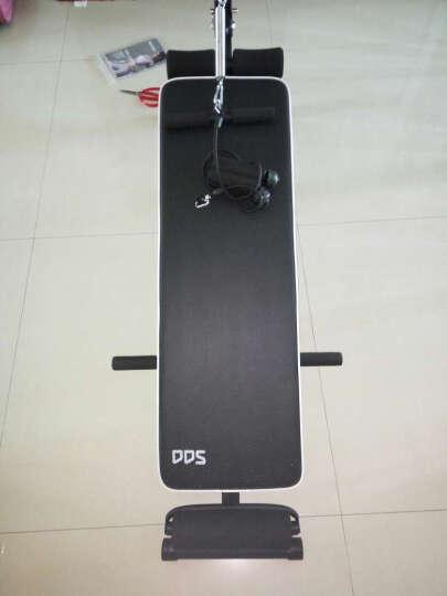 多德士 DDS 多功能仰卧板 家用仰卧起坐健腹肌板 家用运动健身器材LJ118 晒单图