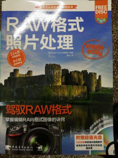 RAW格式照片处理 晒单图