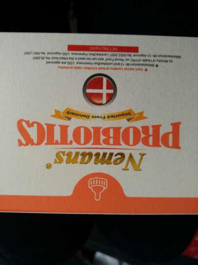 纽曼思(Nemans) 纽曼思(原名:纽曼斯) 丹麦原装进口益生菌粉末 儿童型30袋LGG+BB12 晒单图