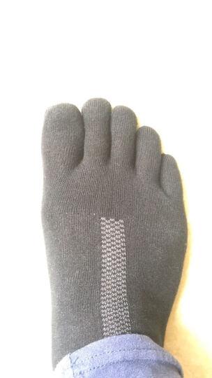 Vibram 新品vibram fivefingers五指鞋男健身运动训练跑步鞋五趾鞋V-TRAIN 黑色/17M6601 44 晒单图