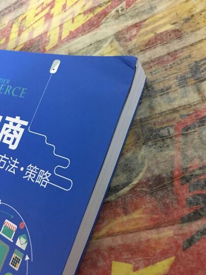 包邮 跨境电商运营实战:思路?方法?策略 一本书教你学会速卖通、eBay、亚马逊店铺的运营 晒单图