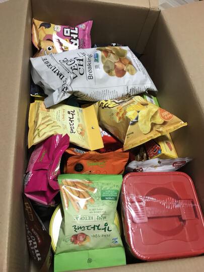 韩国进口 九日薯星人薯片(奶油培根意大利面味)休闲膨化零食品40g 晒单图